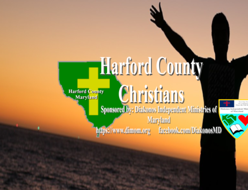 DIMOM Sponsors New Harford County, Maryland Group for Christians on the MeWe Social Media Platform