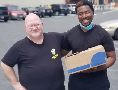 Give-A-Bible Program Makes Delivery