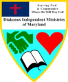 Diakonos Independent Ministries of Maryland Logo