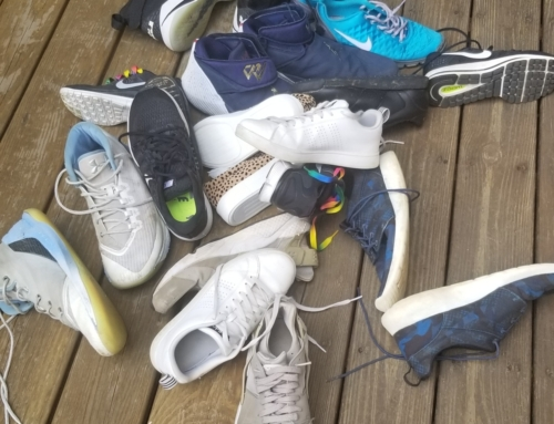 We are so excited by the community's response to our Sneaker Collection Fundraiser we call Soles For Souls